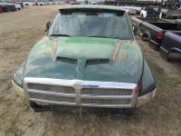 Truck Cabs & Cab Clips - Dodge Truck Cabs and Cab Clips - 98-02 Dodge Green Custom Painted Quad Cab w/ Bed