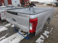 Ford Truck Beds - 17-C Ford F-250/F-350 Super Duty Truck Beds - New 17-C Ford F-250/F-350 Super Duty Silver 8' Long Bed Truck Bed