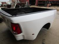 09-15 Dodge Ram Truck Beds - Dually Bed - New 10-14 Dodge RAM 3500 8' White Dually Truck Bed
