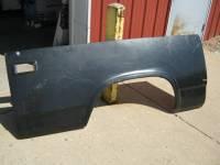 71-77 Chevy Van Passenger's Side 1/2 Skin Quarter Panel