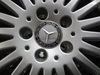 16-19 Mercedes Benz Metris OEM 17 in. Multi-Spoke Aluminum Wheels with 225/55/R17 Hankook Ventus S1 Noble Tires - Image 3