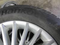 16-19 Mercedes Benz Metris OEM 17 in. Multi-Spoke Aluminum Wheels with 225/55/R17 Hankook Ventus S1 Noble Tires - Image 5