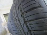 16-19 Mercedes Benz Metris OEM 17 in. Multi-Spoke Aluminum Wheels with 225/55/R17 Hankook Ventus S1 Noble Tires - Image 8