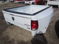 09-18 Dodge Ram Truck Beds - Dually Bed - New 10-18 Dodge RAM 3500 8' White Dually Truck Bed