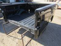 09-14 Ford F-150 Truck Beds - 5.5ft Short Bed - Used 09-14 Ford F-150 Sterling Black 5.5ft Short Truck Bed