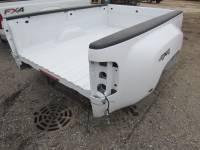 07-13 Chevy Silverado - 8' Long & Dually Bed -  New 11-14 Chevy Silverado/GMC Sierra White 8' Long Dually Bed