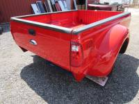 99-16 Ford F-250/F-350 Super Duty Truck Beds - Dually Bed - New 11-16 Ford F-350 Superduty 8' Red Dually Long Bed ***** Fits 99-10 Ford F-350 Superduty 8' Dually Long Bed ****