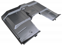 Floor Pan - Chevy - 63-66 Chevy/GMC Truck Full Cab Floor Assembly w/ Removable trans Cover