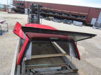 Used 99-07 Ford F-250/F-350 8ft Long Bed Red Century Ultra Work Truck Cap - Image 3
