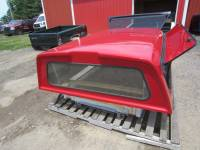 Used 99-07 Ford F-250/F-350 8ft Long Bed Red Century Ultra Work Truck Cap - Image 11