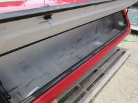 Used 99-07 Ford F-250/F-350 8ft Long Bed Red Century Ultra Work Truck Cap - Image 13