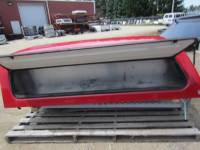Used 99-07 Ford F-250/F-350 8ft Long Bed Red Century Ultra Work Truck Cap - Image 14