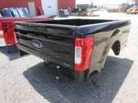 Ford Truck Beds - 17-C Ford F-250/F-350 Super Duty Truck Beds - New 17-C Ford F-250/F-350 Super Duty Black 8' Long Bed Truck Bed