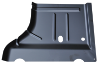 Floor Pan - Jeep - Key Parts - 07-18 Jeep Wrangler/Wrangler Unlimited RH Passenger's Side Rear Floor Pan Sections