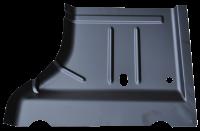 Floor Pan - Jeep - Key Parts - 07-18 Jeep Wrangler/Wrangler Unlimited RH Passenger's Side Rear Floor Pan Sections