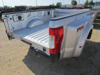 Ford Truck Beds - 17-C Ford F-250/F-350 Super Duty Truck Beds - New 17-C Ford F-250/F-350 Super Duty Silver 8' Long Dually Bed Truck Bed
