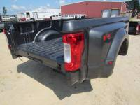 17-C Ford F-250/F-350 Super Duty Truck Beds - Dually Bed - New 17-C Ford F-250/F-350 Super Duty Gray 8ft Long Dually Bed Truck Bed
