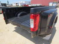 17-C Ford F-250/F-350 Super Duty Truck Beds - Dually Bed - New 17-C Ford F-250/F-350 Super Duty Black 8ft Long Dually Bed Truck Bed