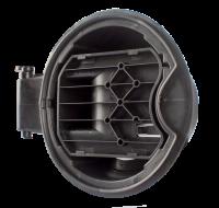 Truck Bed Repair Panels - Chevy - Key Parts - 09-14 F-150 Fuel Door Housing w/ Hinge