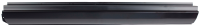 Rocker Panels - Jeep - Key Parts - 62-88 Jeep, Kaiser, AMC, Willys, Gladiator, M715 & J-Series Truck Rocker Panels, LH Driver's Side