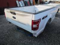 Ford Truck Beds - 15-C Ford F-150 Truck Beds - New 15-C Ford F-150 White 8' Long Truck Bed