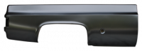 Auto Body Panels - Bed Sides - 73-80 Chevy/GMC Fleetside Pickup 8' Long Bed Side With Round Fuel Hole, RH Passenger's Side