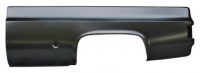 Auto Body Panels - Bed Sides - 76-78 Chevy/GMC Fleetside Pickup 8' Long Bed Side With Round Fuel Hole, LH Driver's Side