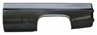 Auto Body Panels - Bed Sides - 79-87 Chevy/GMC Fleetside Pickup 8' Long Bed Side With Square Fuel Hole, LH Driver's Side