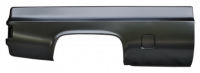 Auto Body Panels - Bed Sides - 79-87 Chevy/GMC Fleetside Pickup 8' Long Bed Side With Square Fuel Hole, RH Passenger's Side