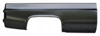 Auto Body Panels - Bed Sides - 81-87 Chevy/GMC Fleetside Pickup 8' Long Bed Side Without Fuel Hole, RH Passenger's Side