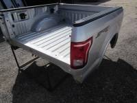 Ford Truck Beds - 15-C Ford F-150 Truck Beds - Used 15-C Ford F-150 Silver 5.5' Short Truck Bed