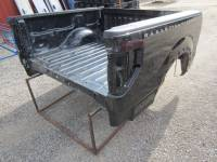 09-14 Ford F-150 Truck Beds - 5.5ft Short Bed - Used 09-14 Ford F-150 Metallic Black 5.5ft Short Truck Bed