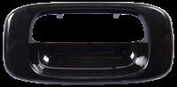 Handle/Parts - Chevy - 99-06 Chevy/GMC Silverado/Sierra Tailgate Handle Bezel, Smooth Black