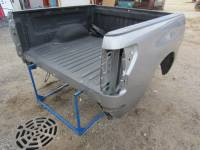 Toyota - 04-18 Toyota Tundra - Used 07-13 Toyota Tundra Crew Cab 5.5ft Silver Short Bed