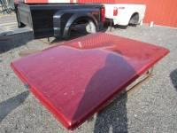 Used 05-11 Dodge Dakota 6.5ft Short Bed Burgundy Eagle Lid - Image 6