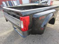 Ford Truck Beds - 17-C Ford F-250/F-350 Super Duty Truck Beds - New 17-C Ford F-250/F-350 Super Duty Black 8' Long Dually Bed Truck Bed