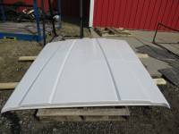Used 15-C Ford F-150 5.5ft Bed White Platinum ARE LSX Series Tonneau Lid - Image 2