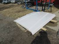 Used 15-C Ford F-150 5.5ft Bed White Platinum ARE LSX Series Tonneau Lid - Image 3