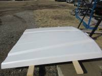 Used 15-C Ford F-150 5.5ft Bed White Platinum ARE LSX Series Tonneau Lid - Image 4