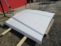 Used 15-C Ford F-150 5.5ft Bed White Platinum ARE LSX Series Tonneau Lid - Image 8