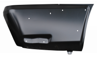 Key Parts - 02-06 Chevy Avalanche, w/Cladding, Rear Lower Quarter Panel, RH Passenger's Side