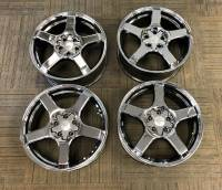 Wheels - Other Wheels - 16-19 Mercedes Benz Metris Van 18 in. Millani Chrome Wheels Set of 4