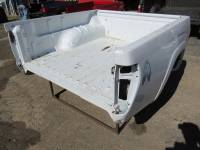 Chevrolet & GMC Truck Beds - Chevy Colorado/GMC Canyon Truck Beds - Used 04-13 Chevy Colorado/GMC Canyon 5ft Crew Cab White Truck Bed