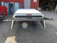 New Swiss Aluminum 8ft Work Truck Cap - Image 2