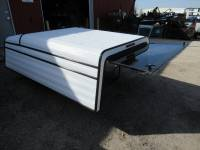 New Swiss Aluminum 8ft Work Truck Cap - Image 4