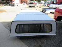 New Swiss Aluminum 8ft Work Truck Cap - Image 7
