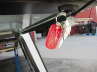 New Swiss Aluminum 8ft Work Truck Cap - Image 12
