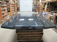 Used 15-18 Ford F-150 6.5ft Short Bed Guard Effect Metallic Undercover Elite LX Truck Lid - Image 3