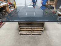 Used 15-18 Ford F-150 6.5ft Short Bed Guard Effect Metallic Undercover Elite LX Truck Lid - Image 6