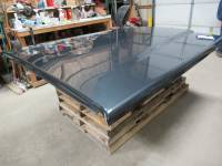 Used 15-18 Ford F-150 6.5ft Short Bed Guard Effect Metallic Undercover Elite LX Truck Lid - Image 7